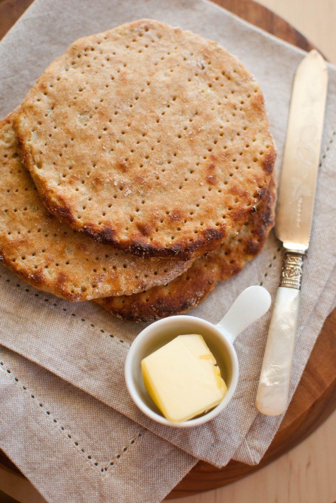 Scandi Home Finnish Potato Flat BreadQuite good and