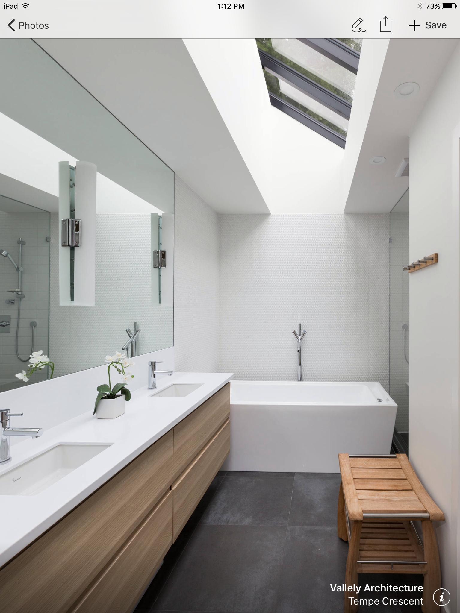 Badezimmer mit 2 waschtischen pin von julia wiedmann auf bad  qm  pinterest  badezimmer baden