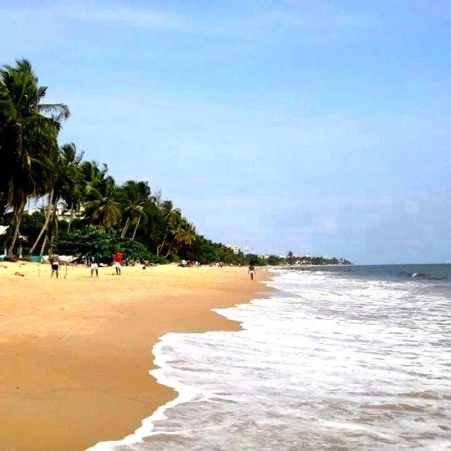 Beautiful Beach Libreville Gabon Africa My Home Gabon Africa Reisjunk Travel World Explore Www Reisjunk Nl Continentes Ciudades Africanas