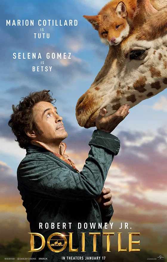 Dolittle 2020 Movie A Fresh Take On A Classic Novel In 2020 Robert Downey Jr Dr Dolittle Christian Movie Review