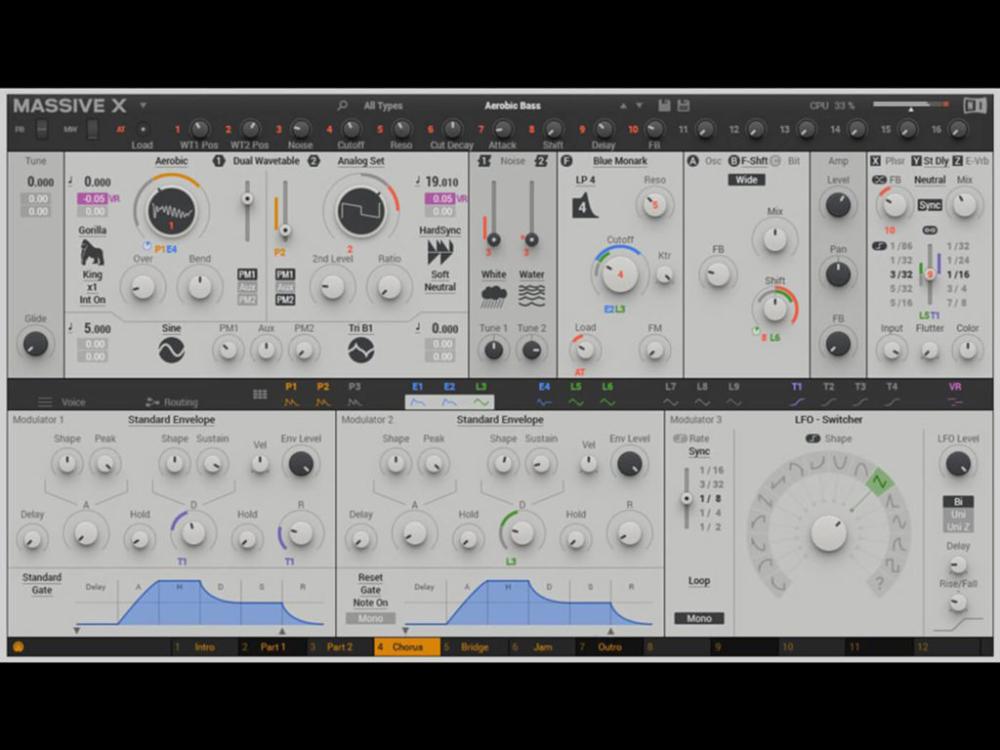 Native Instruments Massive X Vst Free Download Rolana Soft Native Instruments Sound Samples Music