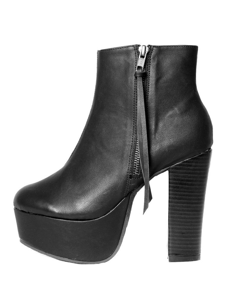 I have ones just like these! Love them. Medina Platform Boot-Gypsy Warrior