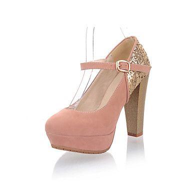 Zapatos multicolor de punta abierta formales para mujer hFZP2Z