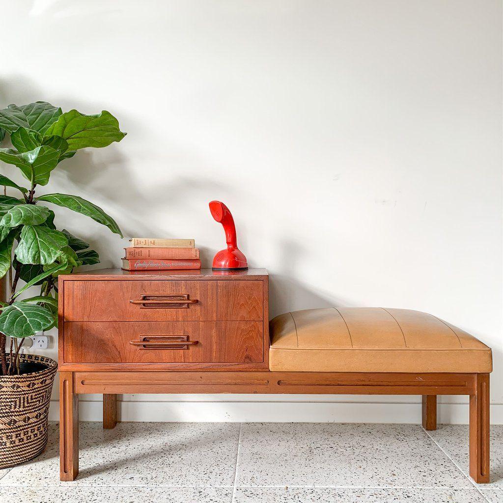 Gainsborough Telephone Table Telephone Table Furniture Vintage Furniture