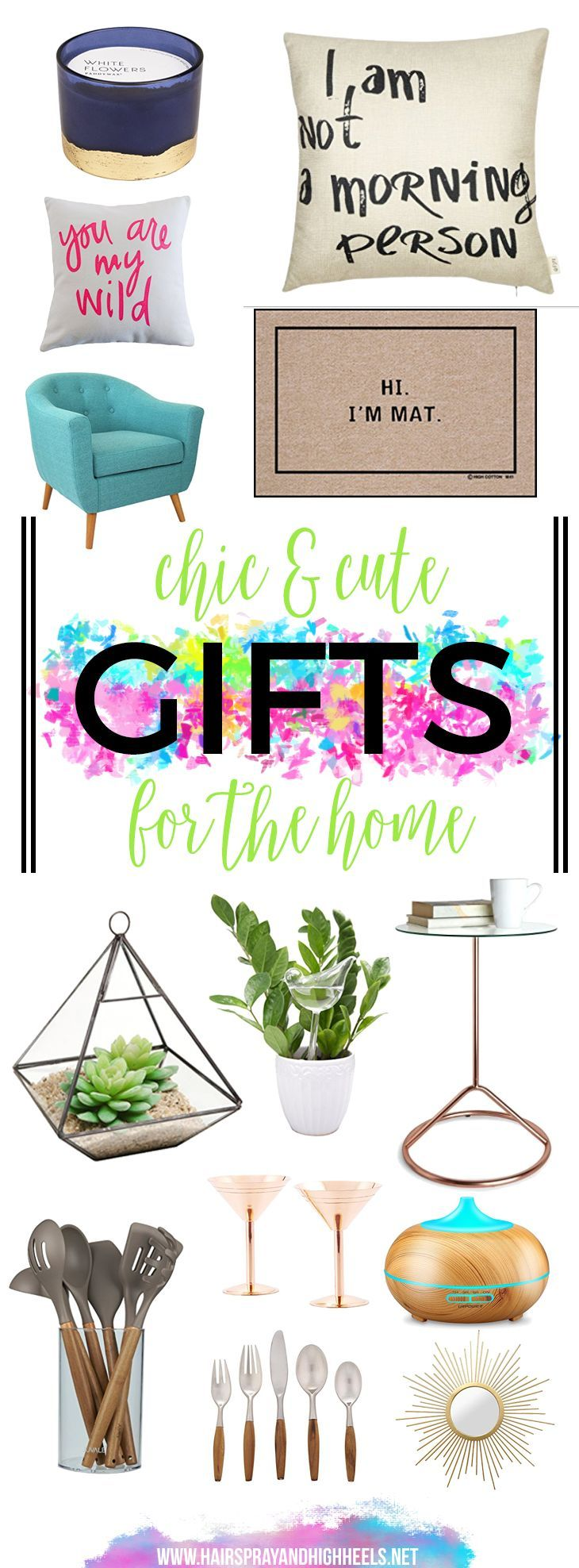 The Best For The Home Gift Guide Cute home decor, Home