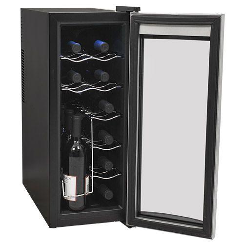 Avanti 12 Bottle Thermoelectric Counter Top Wine Cooler Model EWC1201