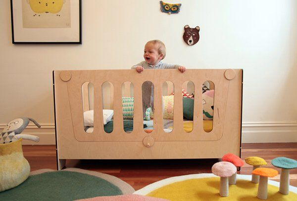Superieur Update   Plyroom Launches The All In One Cot, Toddler Bed U0026 Desk. Plywood  FurnitureNursery ...