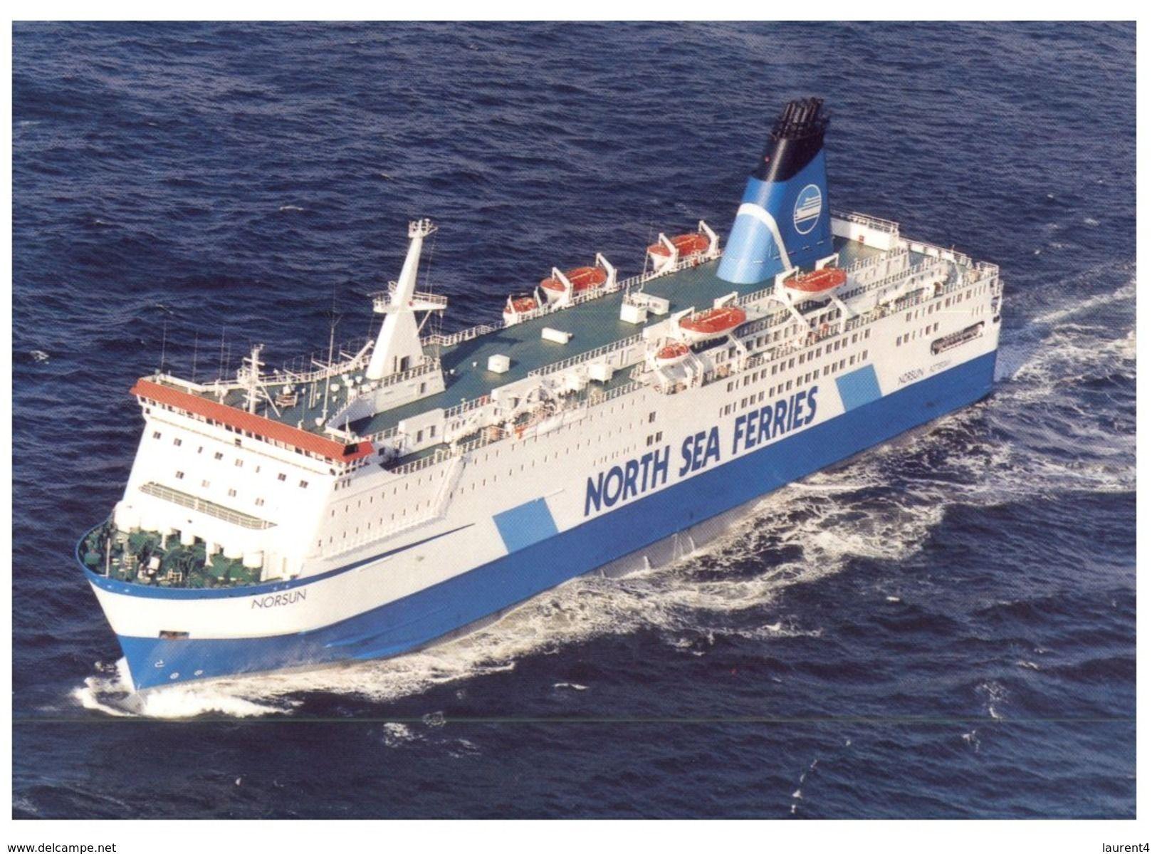 (2000) Nordsea Ferry MV Norsun (Artikelnummer