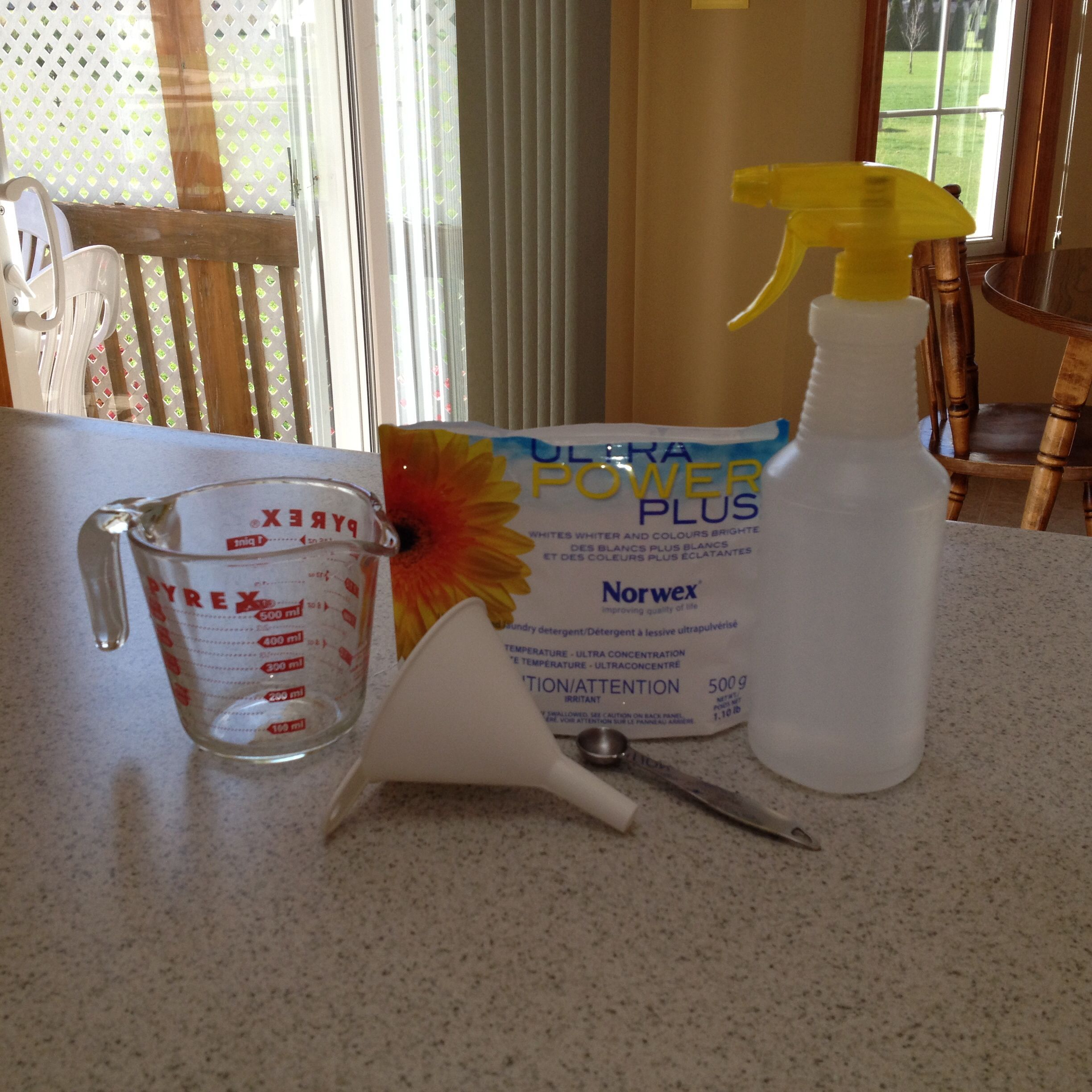 To Use Norwex Ultra Power Plus Laundry Detergent As An All