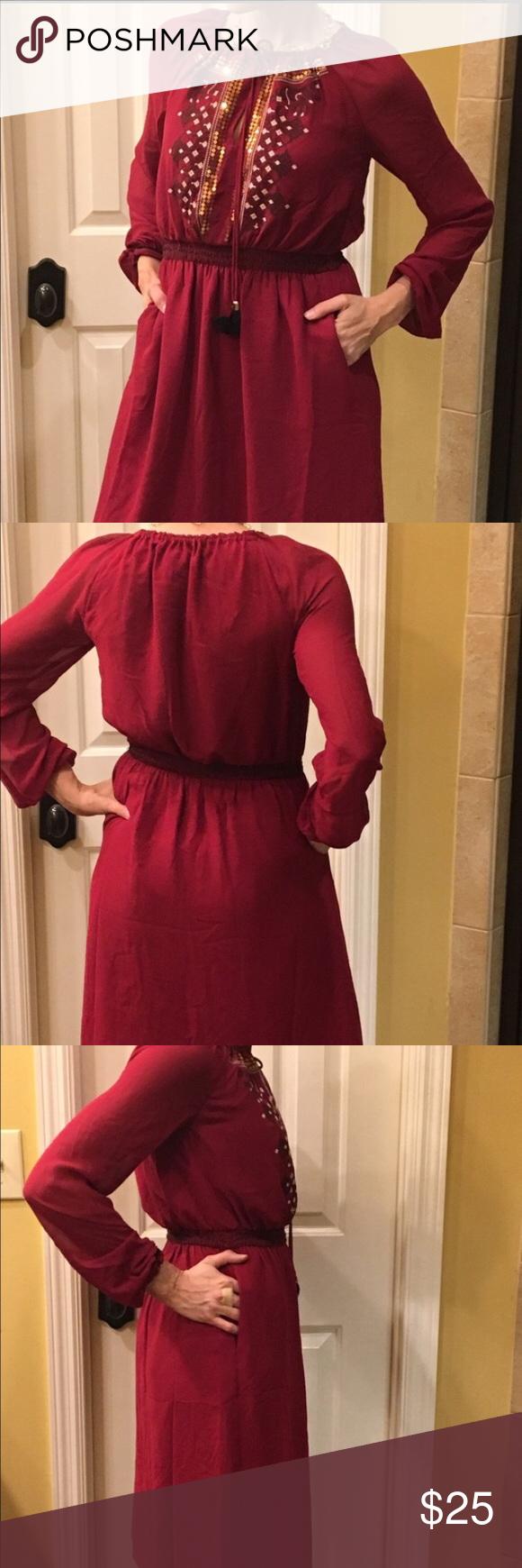 NWT Altuzarra dress NWT Altuzarra pullover style peasant dress. Altuzarra Dresses