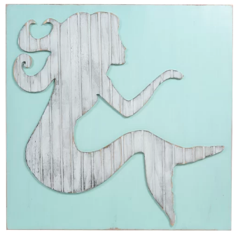 Mermaid Decor List Discover The Best Wall Kitchen And More For Your Beach Home
