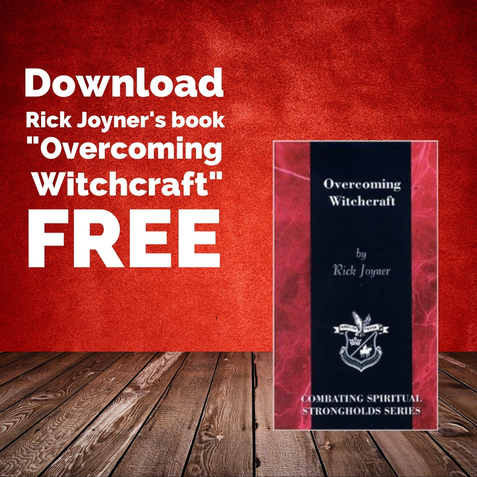 Download Rick Joyner's Book