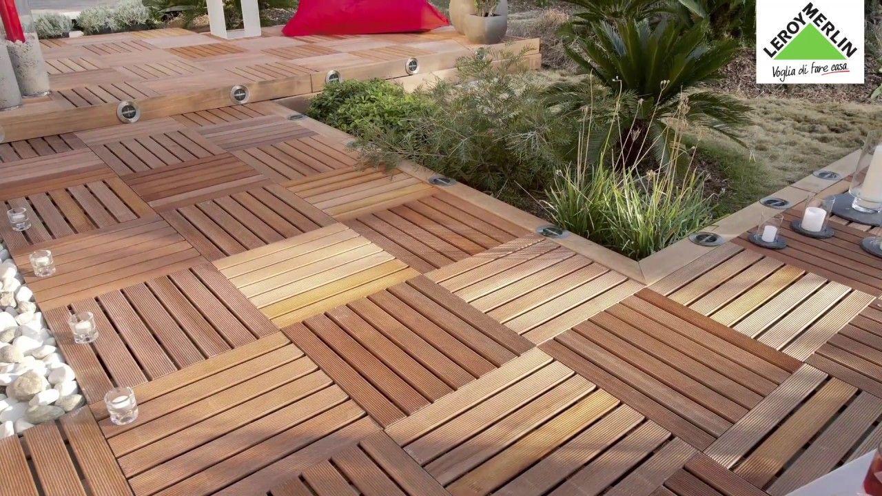 Leroy Merlin Mobili Da Balcone come posare un pavimento in legno su basi regolabili - leroy