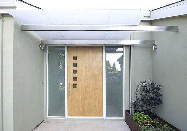 10 Stylish Door Designs Modern Front Door Contemporary Front Doors Wood Exterior Door