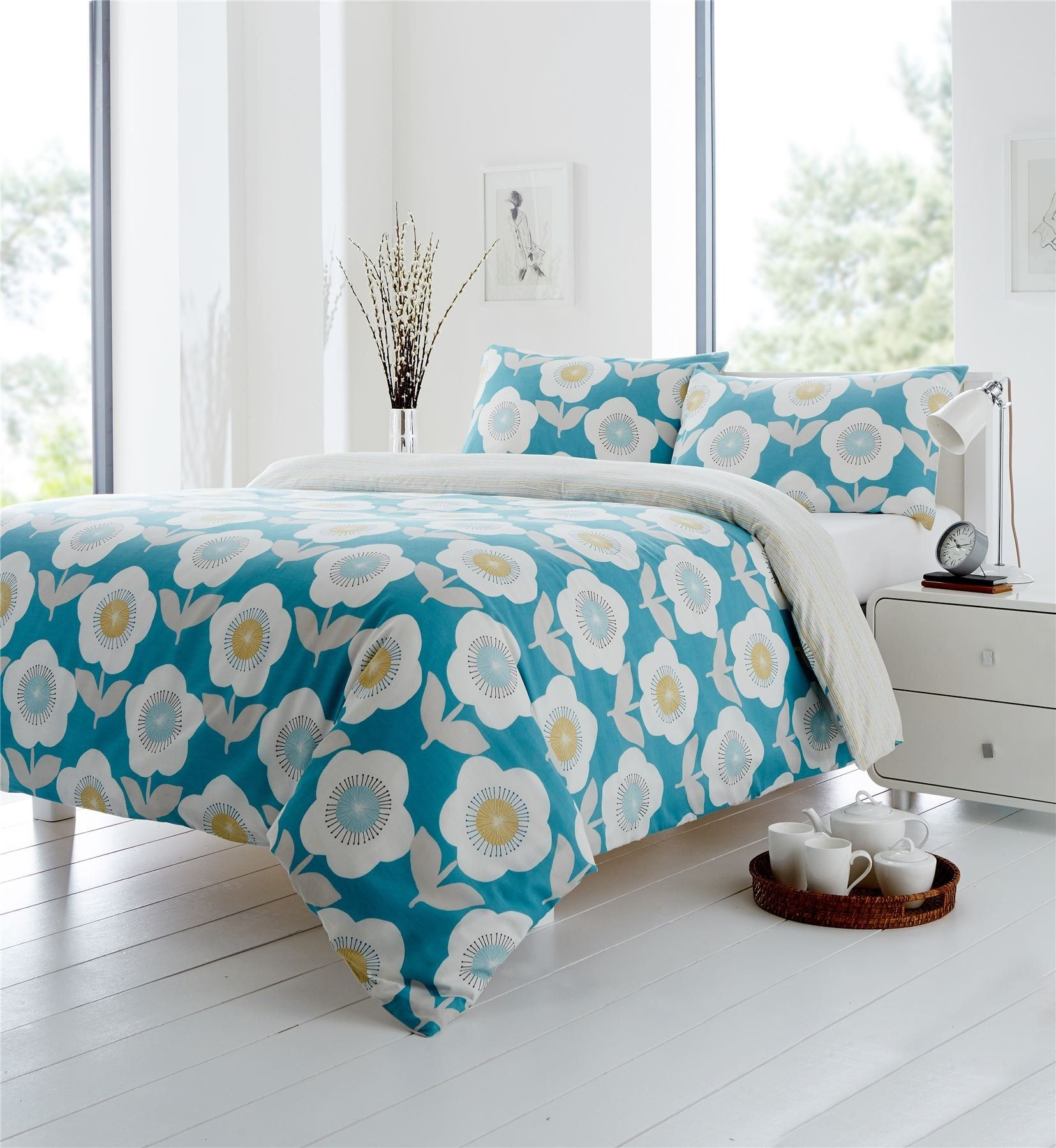 buy fusion ellon teal quilt cover set double from our double duvet covers u0026 bedding sets range at tesco direct we stock a great range of products at