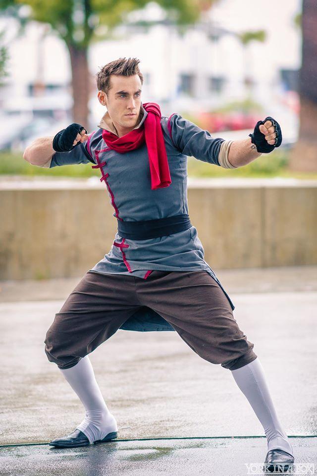 Mako legend of korra cosplay