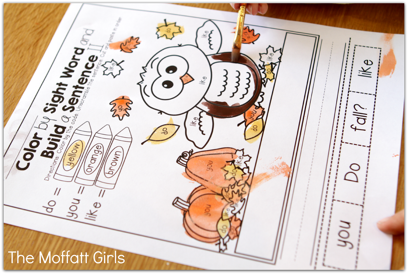 Get Creative With No Prep Printable Sheets Using
