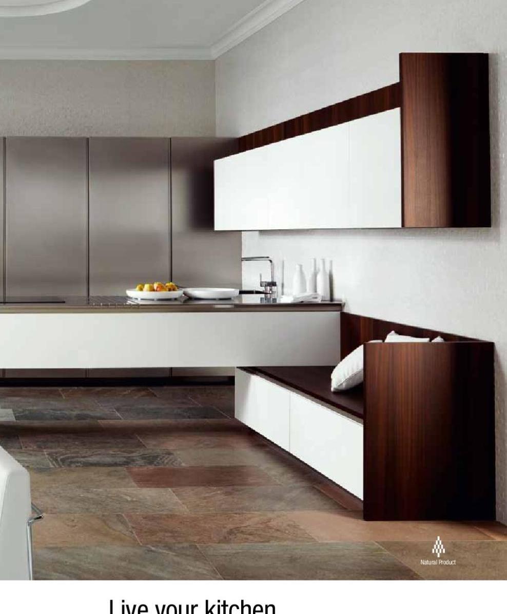 Porcelanosa Home Catalogue Contemporary Kitchen Contemporary Kitchen Design Kitchen Design