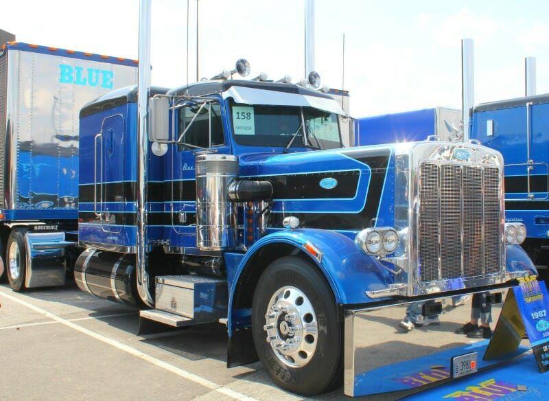 Big Rig Show Trucks Top Custom Semi Rigs Diesel Trucks Show