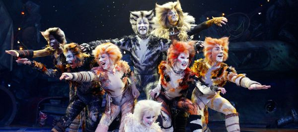 Pin By Tyrone Adams On The Arts Cats Musical Musical Movies Thundercats Movie