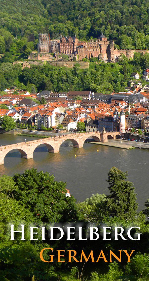 What's Heidelberg (Germany) like Germany, Germany