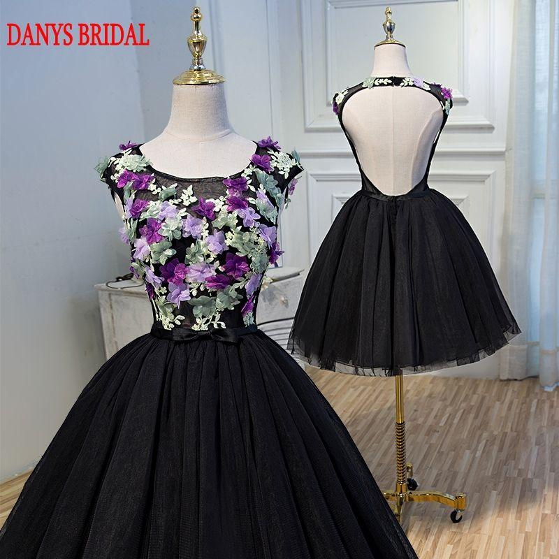 13c20c6811 Click to Buy    Cute Short Homecoming Dresses 8th Grade Prom Dresses Junior  High Cute Graduation Formal Dresses mezuniyet elbiseleri  Affiliate