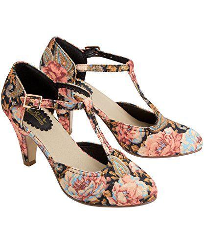 Womens Boutique and Unique Shoes T-Bar Heels Joe Browns s7Mbvq