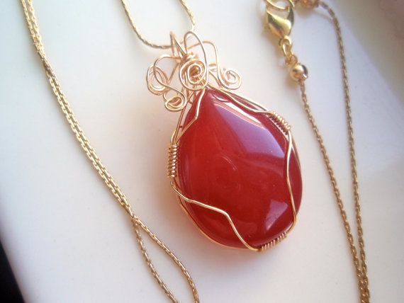 page and jewellery strength products courage carnelian for s dragon lee dreams pendant