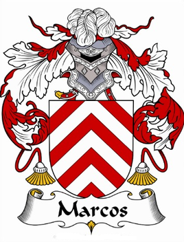 Marcos Family Crest