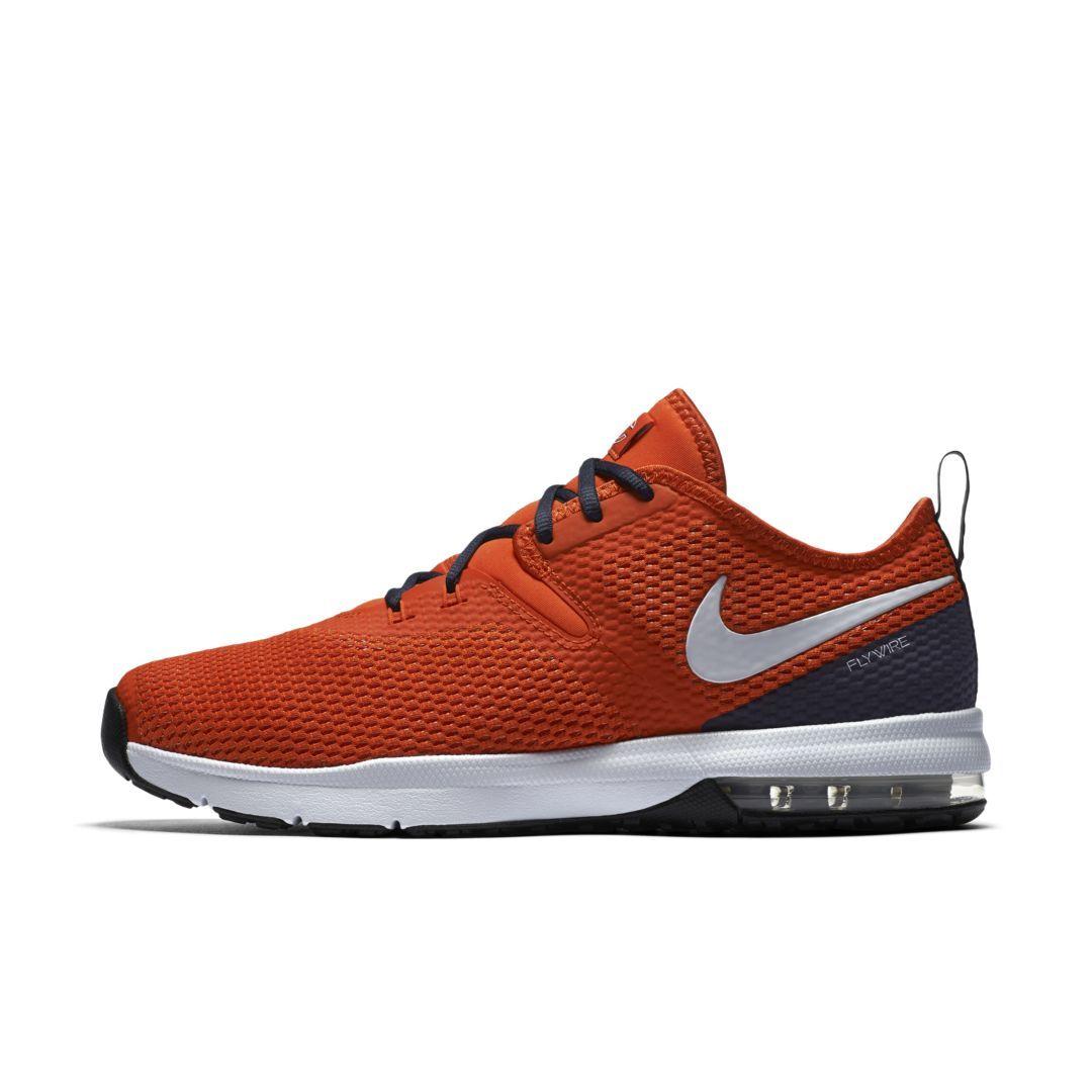 c1b46506048 Nike Air Max Typha 2 (NFL Chicago) Men s Gym Gameday Shoe Size 10  (University Orange)