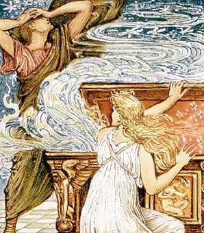 Pintura Da Caixa De Pandora Mitología Mitologia Griega Mitos Y Leyendas