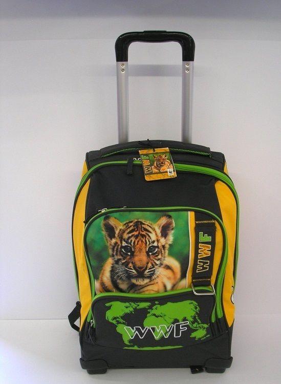 comprare popolare 4bf40 570b5 Zaino Organizzato Trolley WWF | wwf al www.minimaxitaly.it ...