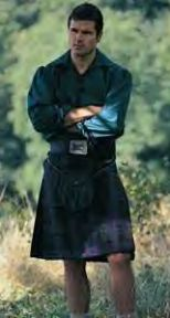 Modern Kilts for Men | ... kilt manufacturers have produced alternatives to the full kilt for