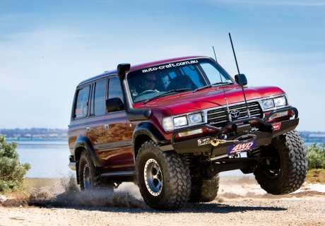 80 series land cruiser four by four carzz cars that rock