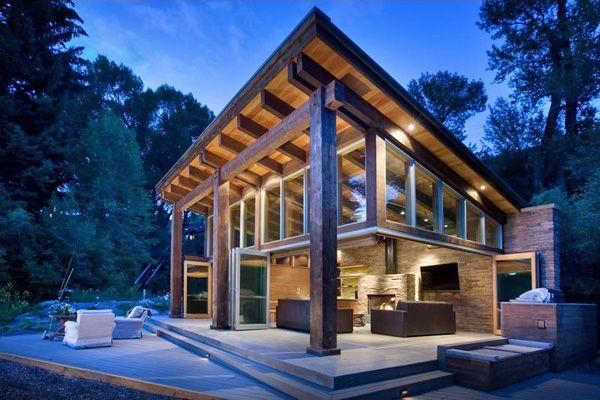 Woody Creek House-01-1 Kind Design