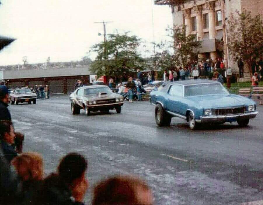 Seventies Style Street Machines, Street Freaks - Drag Cars - Vans ...