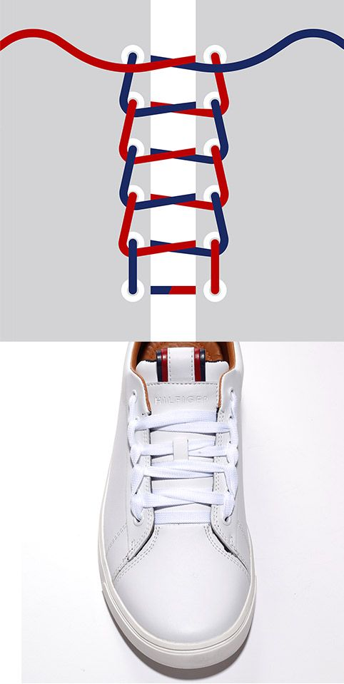 premium selection 496e6 00b03 Tommy Hilfiger USA - HOW TO SNEAKERS - Category | InL | Ways ...