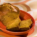 Pumpkin Bread. I make this pumkin bread for friends and family all throughout the autumn and early winter (when pumkin's are in season of course). My secret is to add some cinnamon applesauce to the mixture, and to be generous with the spices. It's also great to add chocolate chips--who doesn't like chocolate right?