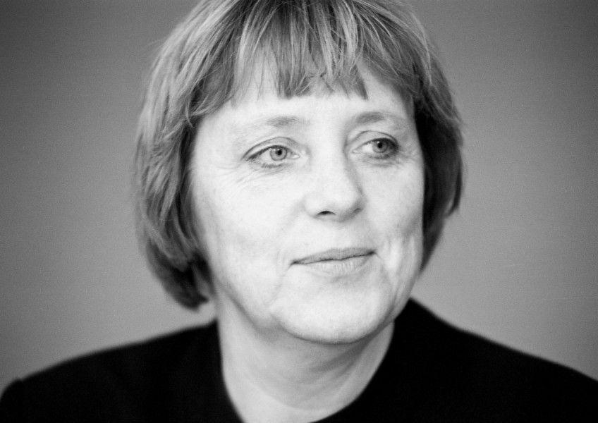 """Foto-Ausstellung: """"Angela Merkel ist sehr fotogen"""""""