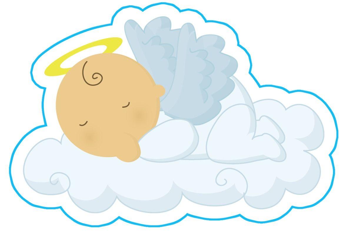 Kit Imprimible Baby Shower Bautizo Comunion Angelito Nube A 59 Otras Categorias Recuerdos Y Coti Angeles Para Bautizo Cliparts Gratuitos Dibujos De Bautizo