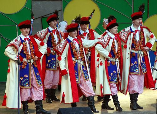 Dresses From Poland