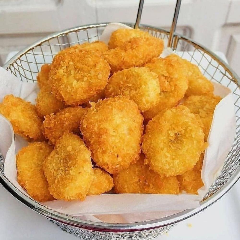 Resep Camilan Dari Pisang Istimewa Resep Makanan Resep Masakan Makanan