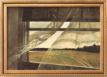 Wind From The Sea Art Print By Andrew Wyeth At Art Com Andrew