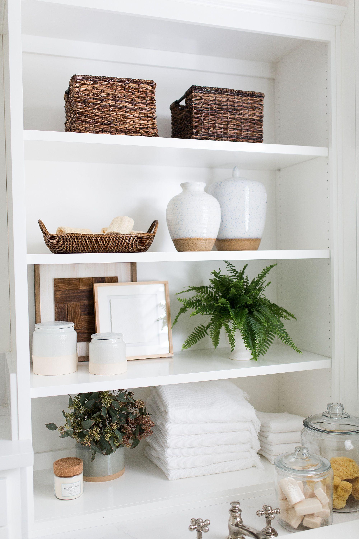 Traditional Bathroom Design By Design Shop Interiors, Angie Edwards, Shelf