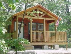 Camper Cabins at the DNR of Michigan  yum  Pinterest  Cabin