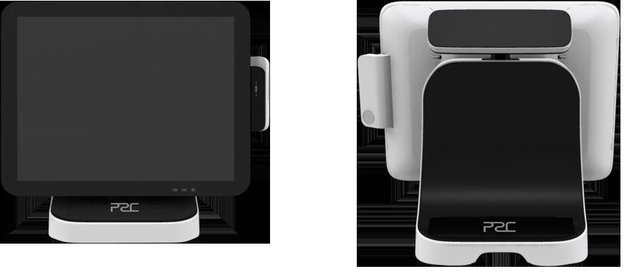 P2c Pos 시스템 ㅣ Slim Amp Sleek Style Pos System P2c 100 Series