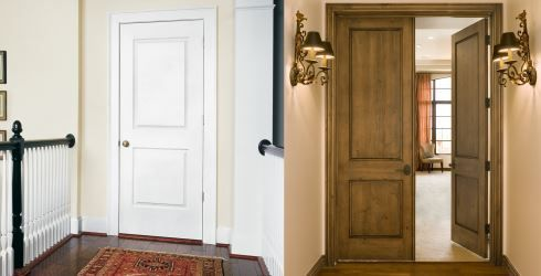 Single Interior Doors