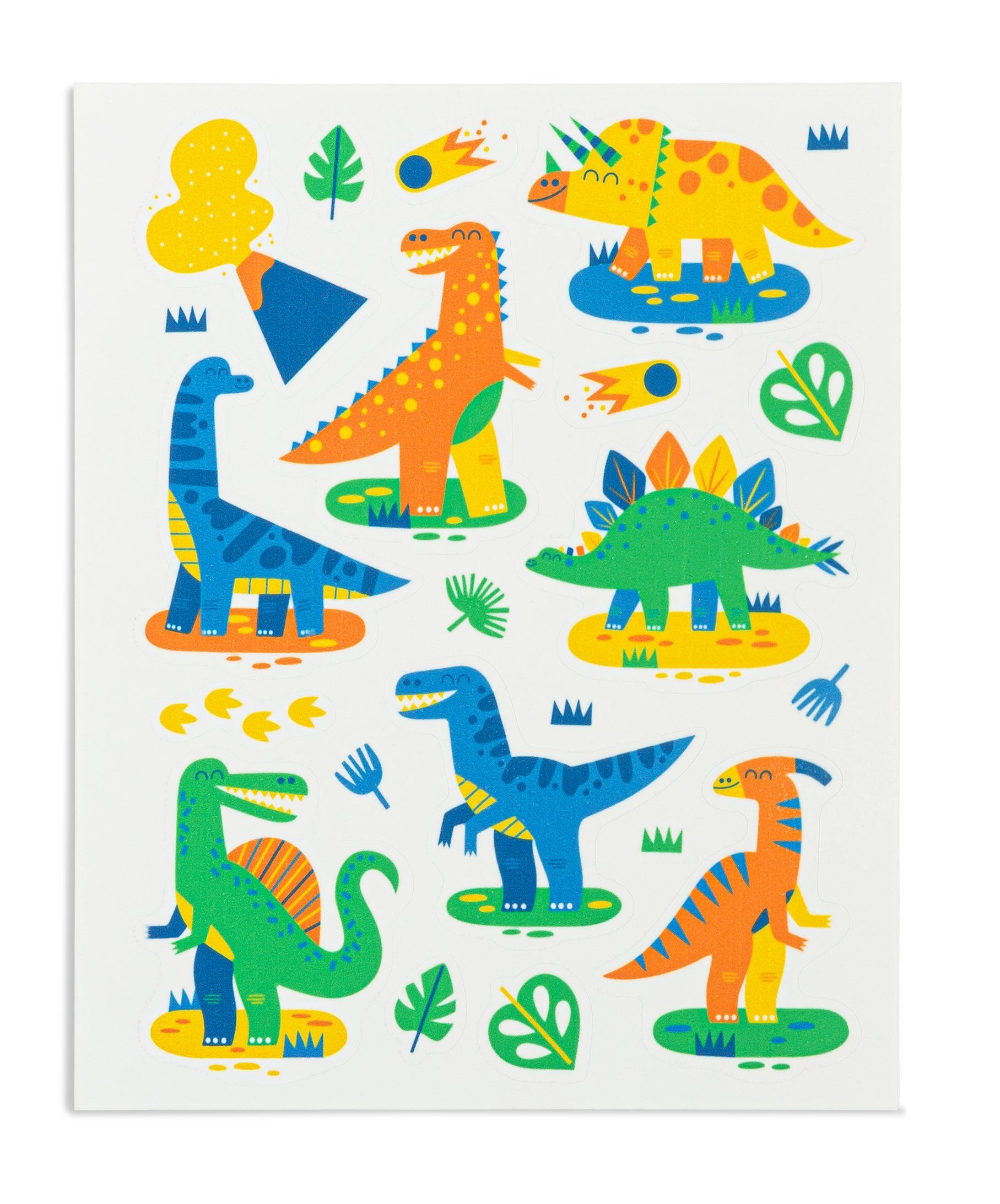 Photo of Little Dinos Stickies® – 2 sheets/24 stickers
