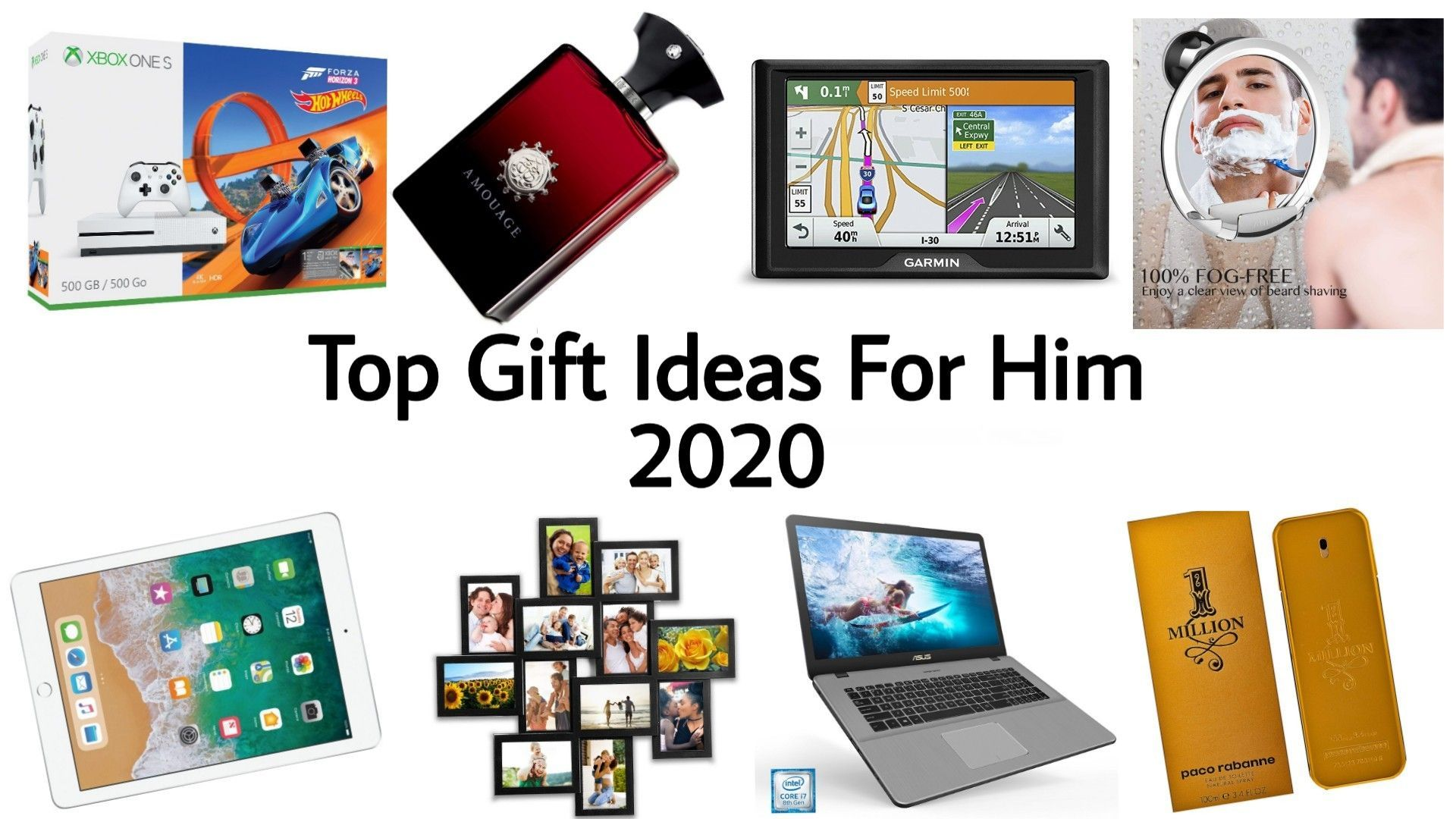 Top Christmas Gifts For Him Boys Boyfriend Husband 2020 Best Birthday Gift Idea In 2020 Christmas Gifts For Him Christmas Gift Ides Christmas Gifts For Husband