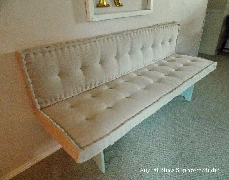 French Mattress Style Cushions Perfect For Window Seat